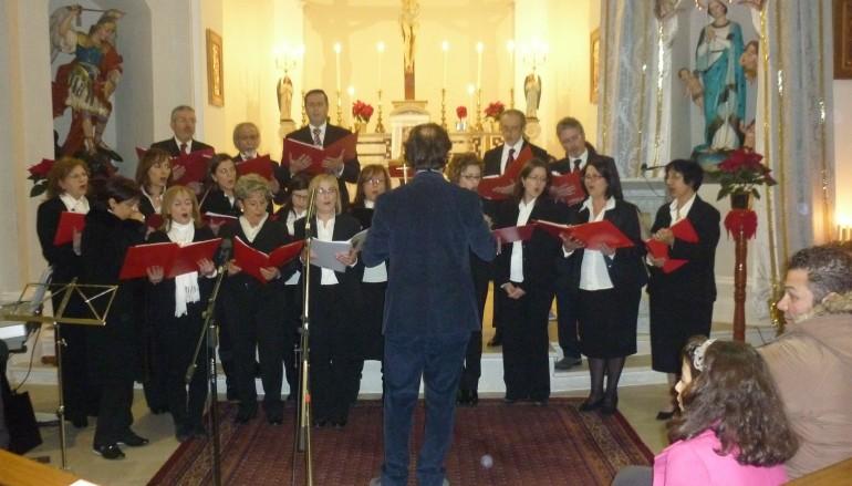"""Platania, applausi al """"Concerto di Natale"""""""