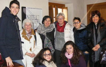 Gli studenti dell'Itas-Itc di Rossano al Campo di concentramento di Ferramonti