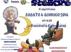 La Befana Stellare arriva al Planetario Pythagoras di Reggio Calabria