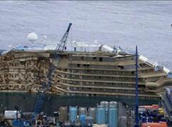 Disarmo della Costa Concordia al Porto di Gioia Tauro, l'appello di 15 eurodeputati