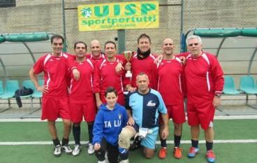 Christmas Cup 2013: Equitalia Sud si aggiudica il trofeo
