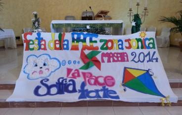Festa della pace a Masella, le foto