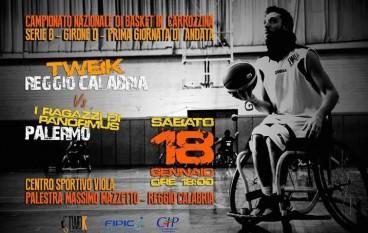 """Basket in carrozzina, Verduci: """"Kleos, sport e impegno sociale per la Calabria"""""""