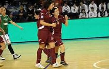 Calcio 5 femminile: Pro Reggina sconfitta dalla capolista Real Statte