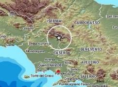 Terremoto tra Molise e Campania, scuole evacuate