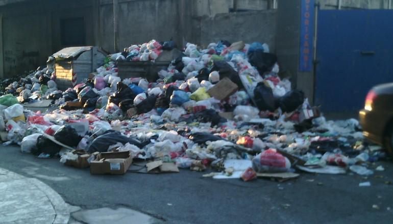 Emergenza rifiuti in Calabria