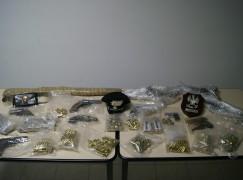 Gioia Tauro, Carabinieri sequestrano armi e munizioni