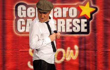 Continua il successo del comico reggino Gennaro Calabrese