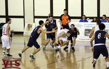Basket Dnc: Vis domani nell'anticipo contro la capolista Monreale