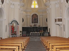 Serrastretta, conclusa l'opera di restauro della Chiesa