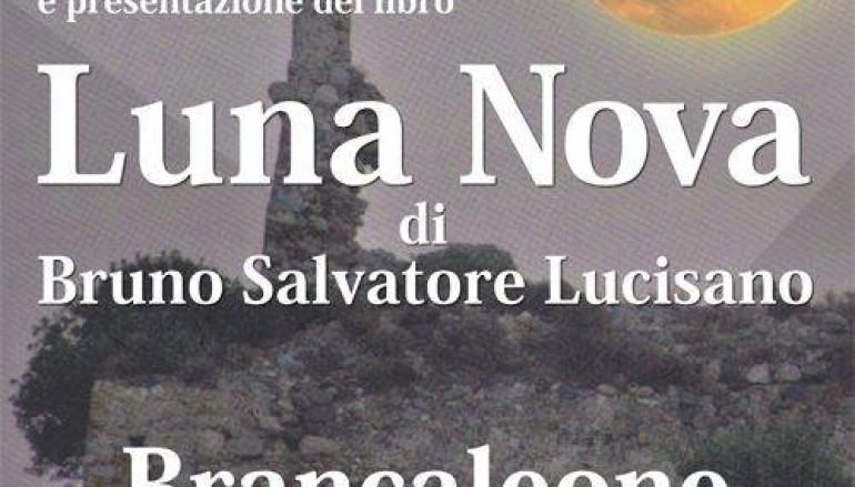 """Brancaleone, presentazione del Libro """"Luna Nova"""" di Lucisano"""