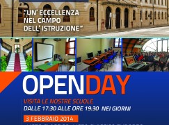 Reggio Calabria, Open Day al Convitto Campanella