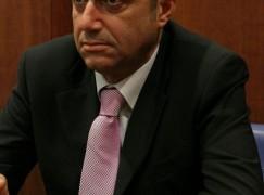 L'assessore Salerno discute sugli ammortizzatori sociali