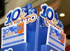 Vinti a Melito di Porto Salvo 100 mila euro al 10eLotto