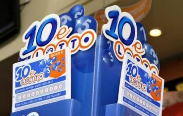 """Rossano, vinti 265 mila euro al """"10 e lotto"""""""