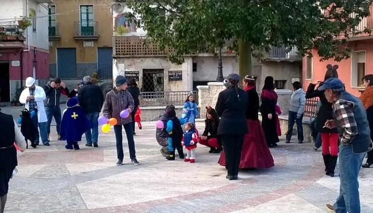 Anche a Staiti si è festeggiato il Carnevale