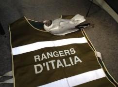 Lazzaro, gabbiano in difficoltà soccorso dai Rangers