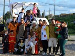 Carnevale 2014 a Ferruzzano e Staiti, le foto