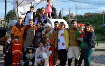 Carnevale 2014 a Ferruzzano