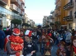 Platania, un successo la festa di Carnevale dei bambini dell'Oratorio