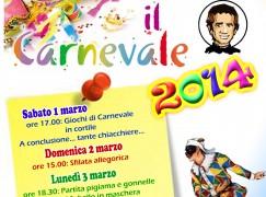 Bova Marina, festeggiamenti per il Carnevale 2014