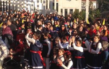 Carnevale a Bova Marina, le foto