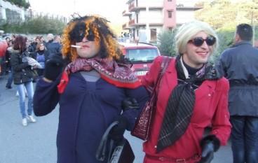 Melito Porto Salvo, il carnevale a Caredia / Lacco , le foto