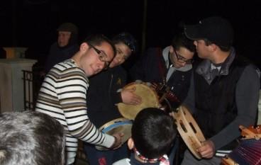 Melito Porto Salvo, il carnevale a Caredia / Lacco , il video