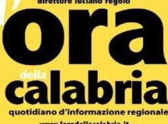 L'Ora della Calabria sta per chiudere i battenti