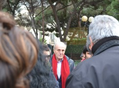 A Reggio Calabria incontro con Argyris Panagopoulos
