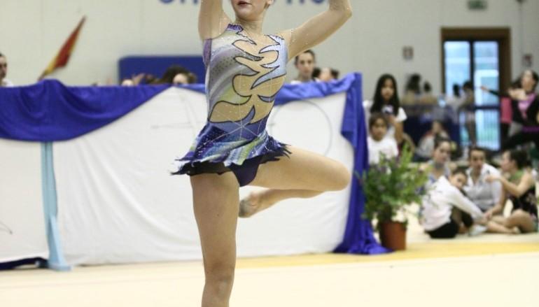 Ginnastica ritmica: Francesca Spanti alle finali nazionali