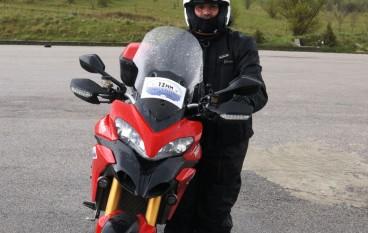 """Il Team Multistrada di Reggio Calabria vince la """"Targa Florio Motociclistica"""""""