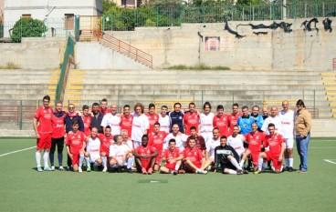 Admo, il Bocale calcio e la solidarietà. Le foto