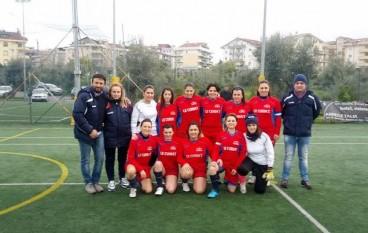 Calcio 5 femminile: risultati serie C, 1^ turno play off