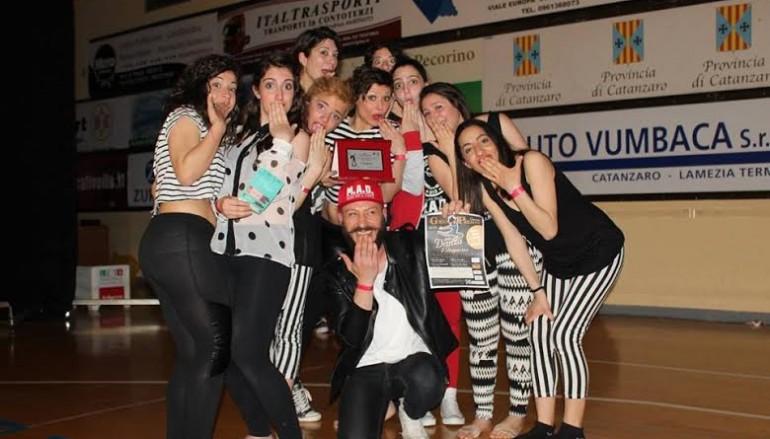 Danza: bella performance del team Centro Studi M.A.D.