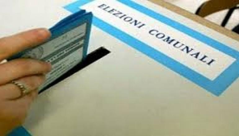Elezioni Comunali, le liste presentate