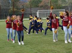 Festa della Donna a Brancaleone, foto festeggiamenti