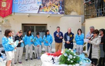 Lazio c5 femminile ospite a Brancaleone. Le Foto