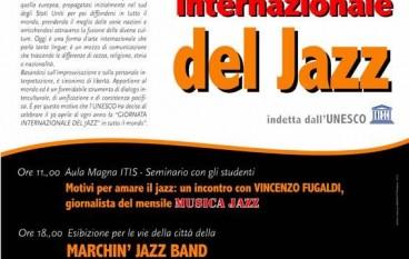 Polistena, Giornata internazionale del Jazz 2014