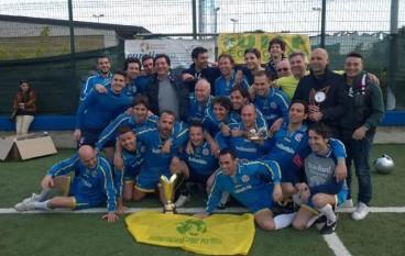 Torneo Interprofessionale: vittoria dei Medici