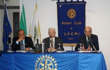 Rotary Locri, cerimonia Premio Giovani Giornalisti. Le foto