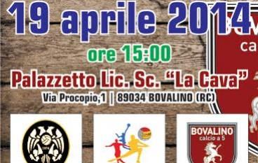 """Bovalino Calcio a 5: sabato il """"Memorial Sansotta"""""""