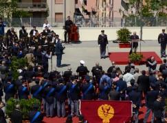 Reggio Calabria, celebrato Anniversario Fondazione della Polizia
