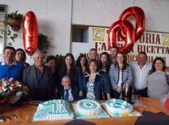 Roghudi festeggia i cento anni di Antonino Pangallo