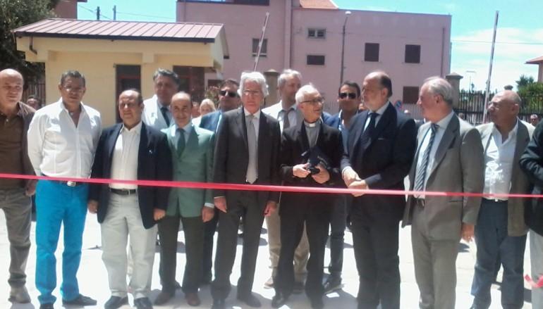 """Melito di Porto Salvo, inaugurato il Centro ambulatori al """"Tiberio Evoli"""""""