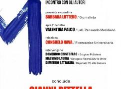 """Reggio Calabria, presentazione del libro """"Un nuovo Mezzogiorno"""""""