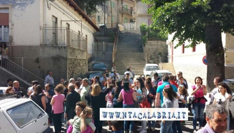 Elezioni a Bagaladi, Monorchio sindaco