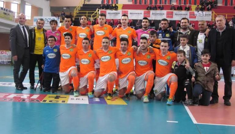 Calcio 5: Playoff, Pasta Pirro Corigliano-Orte: domani il match di ritorno