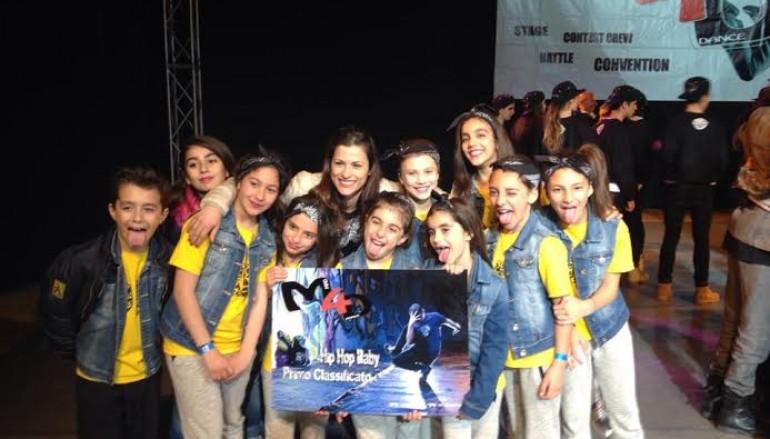 Danza Sportiva: Nuovo successo per la reggina Dance in Park.