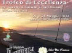 """A Rosanno, il """"Trofeo d'eccellenza per squadre di Società di Surf Casting-Girone Sud 2014"""""""